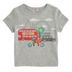 London Streets Boys T-Shirt | Boys | CathKidston