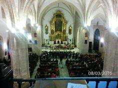 Concierto en La Parroquia Santiago de la Espada.