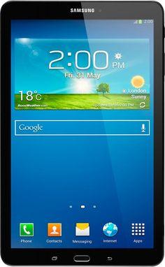 Планшет Samsung Galaxy Tab E универсальное устройство для общения, серфинга в Интернете. Сердце планшета – четырехъядерный процессор с тактовой частотой 1,3 ГГц,. за 12990 руб.