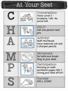 Champs Classroom Management Plan Template - 30 Champs Classroom Management Plan Template , Lovely Employee Disciplinary Action Template Awesome is Champs Behavior Management, Behavior Management System, Classroom Behavior Management, Classroom Procedures, Class Management, Champs Charts, Champs Posters, Math Workbook, Teacher Tools