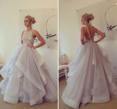 #Obsessed this will be my wedding dress!Hayley Paige Dori #HayleyPaige