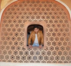 # fun at Fort of jaipur  # puzzled