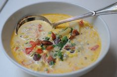 Summer Corn Chowder recipe from Food52
