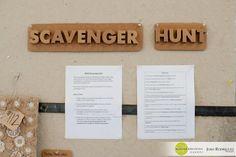scavenger hunt of vendor facts @ Berkeley Earth Day 2012