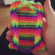 Iphone loom case