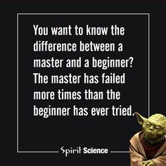 This quote has so much truth to it. This theory states how students can deal with problems that they come across in their learning. We will all make mistakes and have problems with our learning. It is how we overcome our mistakes that eventually will make us masters of learning.