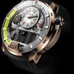 HYT H1 watch red gold 150x150 HYT H1 Hydromechanisch klokje