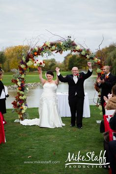 #Michigan wedding #Chicago wedding #Mike Staff Productions #wedding details #wedding photography #wedding dj #wedding videography #wedding photos #wedding pictures #wedding ceremony #fall wedding #outdoor ceremony