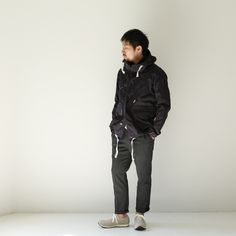 Engineered Garments, Trail Parka.