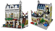 Lego Creator Parisian Restaurant 10243 02