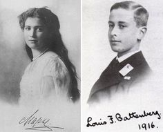 """""""Dickie"""" Mountbatten (uncle to Prince Charles) kept this 1914 photograph of Maria Romanov at his bedside until his own assassination by the IRA in Anastasia Romanov, Tsar Nicolas, Tsar Nicholas Ii, British Prince, British Royals, Romanov Sisters, Royal Families Of Europe, Familia Romanov, Imperial Russia"""