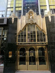 The Brill Building, 1619 Broadway, New York City. The World's Hit Factory, where many of the greatest songwriters worked and often next door to each other --- Gerry Goffin and Carole King; Neil Sedaka and Howard Greenfield; Ellie Greenwich and Jeff Barry; Jerry Leiber and Mike Stoller; Burt Bacharach and Hal David; Barry Mann and Cynthia Weil; Doc Pomus and Mort Shuman; Tommy Boyce and Bobby Hart; Phil Spector; Laura Nyro; Neil Diamond; Marvin Hamlisch. December 7, 2013.