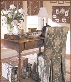 HOME OFFICE #organizing pattern