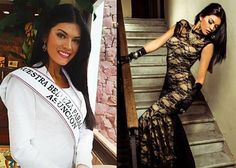 Miss Earth Paraguay 2014 is Sendy Caceres