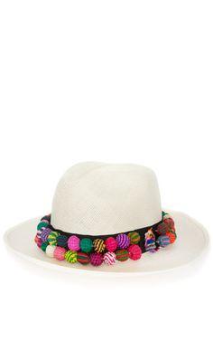 Double Band Panama Hat by Valdez