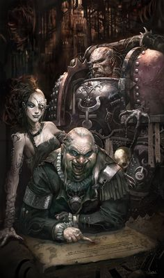 warhammer 40k artwork galleries - Google Search