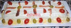 Recopilatorio de recetas thermomix: Pastel frío de lechuga, salmón, huevo…