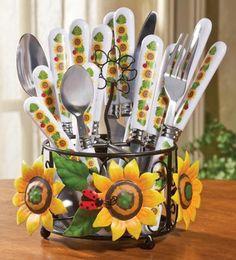 Sunflower kitchen