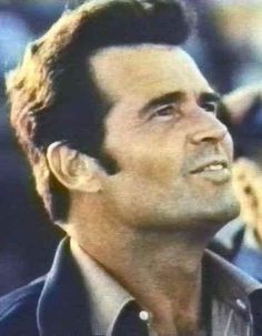 James Garner.. definitely GQ and just a nice guy