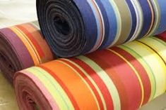 French canvas fabrics from Les Toiles du Soleil Fabric Paper, Canvas Fabric, Pvc Dog Bed, Eagle Scout Project Ideas, Make A Difference Day, Elevated Dog Bed, Outdoor Dog Bed, Cottage Style Decor, Paper Source