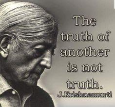 The Quotable Krishnamurti