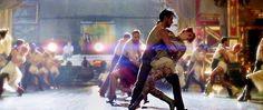 El tango de Roxanne. Moulin Rouge.