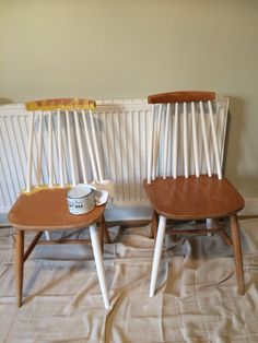 ercol dip leg painted windsor dining chair upcycled | antique