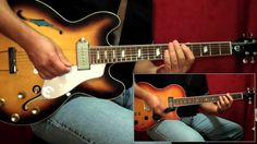 Can't You Hear Me Knocking (Part 2) - The Rolling Stones - Guitar
