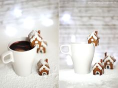 a very merry christmasguestpost {YummY fridaY Gingerbread