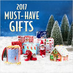 2017 Elf on the Shelf Items | Christmas Gifts | Stocking Stuffers | Elf Gifts | Elf on the Shelf Ideas