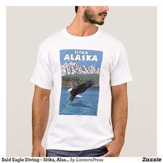 Bald Eagle Diving Sitka Alaska t-shirt, Men's novelty T-shirts, Women's novelty t-shirts, vintage t shirts guys, funny t shirts, cheap funny t shirts, novelty t shirts amazon, funny shirts for dads,  offensive graphic tees, funny t shirt sayings, women's graphic tees, mens urban graphic tees,  graphic tees cheap, graphic t shirts women's, custom graphic tees, men's graphic vintage tees,  funny graphic tees, vintage graphic tees, funny novelty tee shirts, funny t shirts, funny shirts