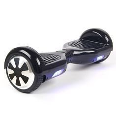 eHover Black Classic Hoverboard (Segway Balance Board)