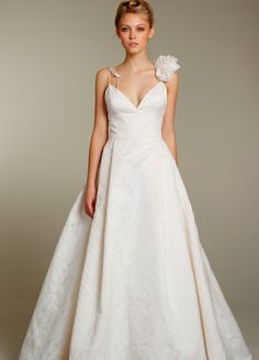 Bridal Gowns, Wedding Dresses by Tara Keely - Style tk2154...so wish I could pull this off