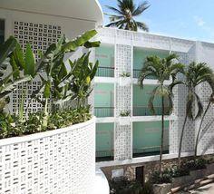 Boca Chica Design Hotels Acapulco edificio fachada
