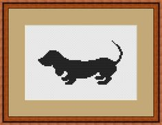 Excited to share the latest addition to my #etsy shop: Dachshund cross stitch pattern Silhouette Sausage dog Easy cross stitch pattern Modern cross stitch pattern beginner Xstitch pattern modern #dachshund #moderncrossstitch #crossstitchchart #xstitchpattern #crossstitchpattern http://etsy.me/2k5QIGh