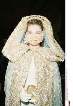 Princess Grace Masked Ball Venice