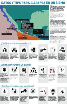 Sismic Infography