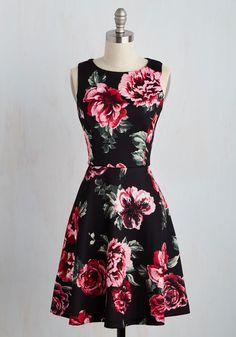 Flawless First Impression Dress