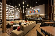 Aldo Sohm (United States), The Americas bar | Restaurant & Bar Design Awards