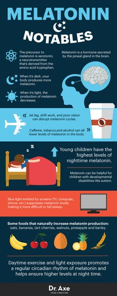 Melatonin Dosage, Melatonin Benefits & Melatonin Cautions - Dr. Axe
