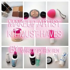 All of my holy grail professional makeup artist kit essentials in one video and blog post. I've been using these products for years so you know it's good if it made my ultimate favorites list.
