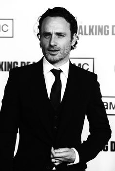Andrew Lincoln. He just gets better with age.