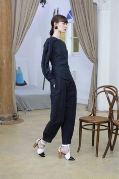 Christophe Lemaire Spring 2013