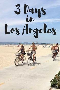 Planning 3 days in Los Angeles? Whether you're on a stopover or taking a trip my 3 day LA itinerary will give first-timers the best of Los Angeles.