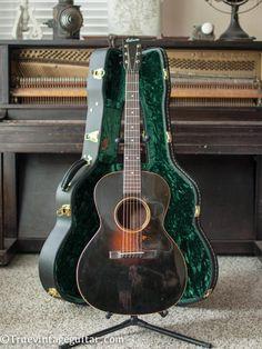 Vintage 1934 Gibson L-00