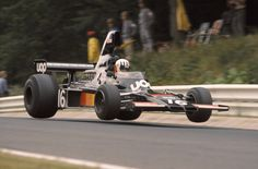 Tom Pryce Shadow 1975 German Grand Prix