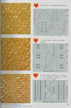 Crochet Knitting Handicraft: knitting patterns