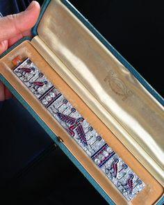 Magnificent Van Cleef & Arpels, c.1927 #FDGallery