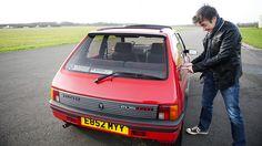 Hammond's icons: Peugeot 205 GTi - BBC Top Gear