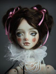 :: Crafty :: Doll :: 2 :: Porcelain BJD Dolls by Forgotten Hearts by FHdolls